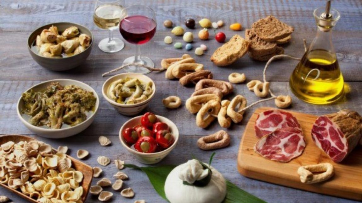 Puglia and food