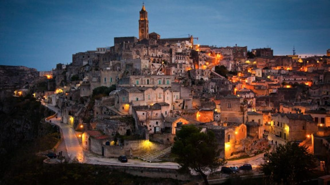 Puglia and history