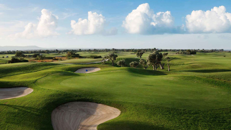 Puglia is the brand new golf destination