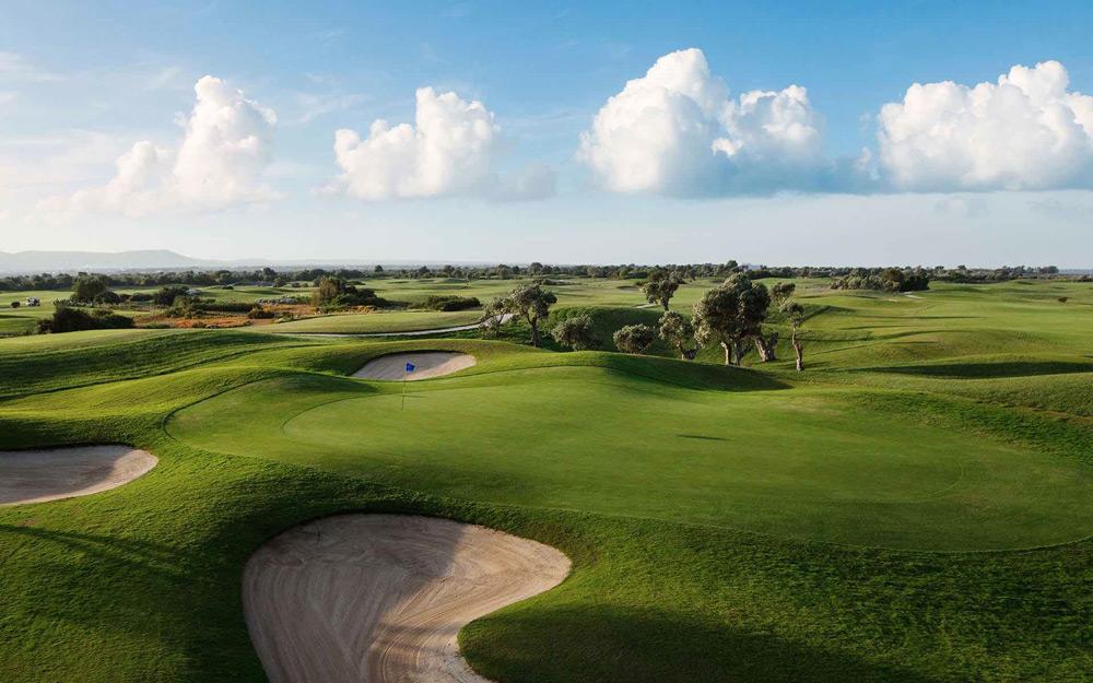 Puglia is the brand new golf destination