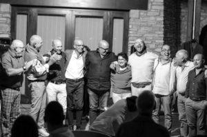 CLAIRE PELLATON ET LE GROUPE DES (PELATON) ITALIENS